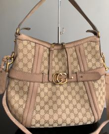 AUTHENTIC GUCCI TWO-WAY BAG