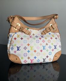 AUTHENTIC LOUIS VUITTON GRETA MULTICOLORE